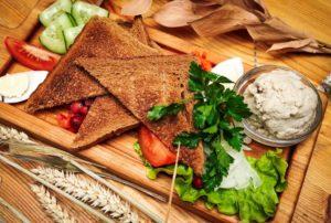 бутерброд с форшмаком