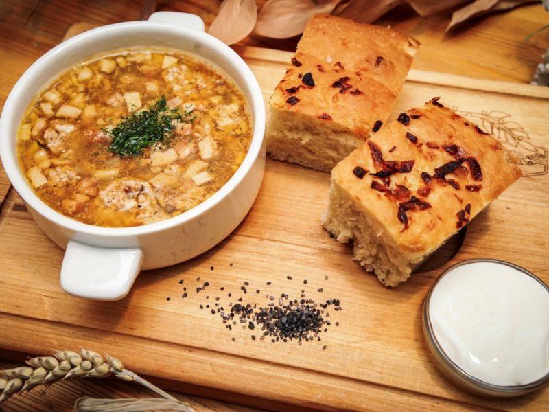 Суп «Тертюха»