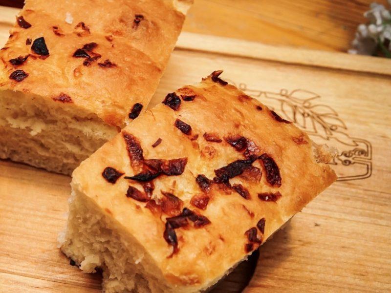 луковый хлеб 1