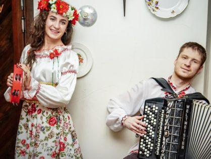 """Дуэт """"Славянские ритмы"""" 26.05.2019 г."""