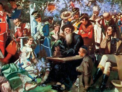 Белорусские цимбалы - наша гордость