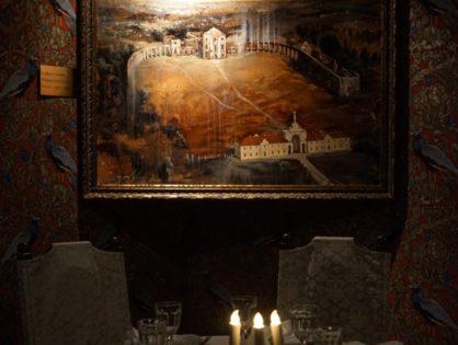 Ружанский дворец Сапег в нашем интерьере