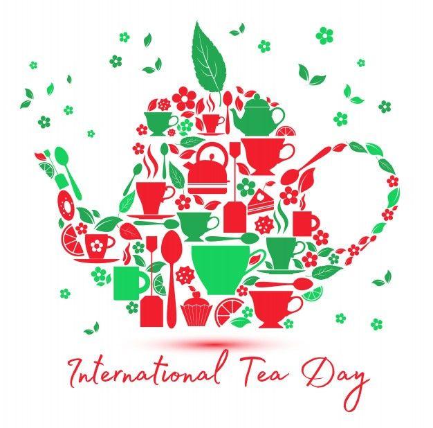 15 декабря - Международный день чая