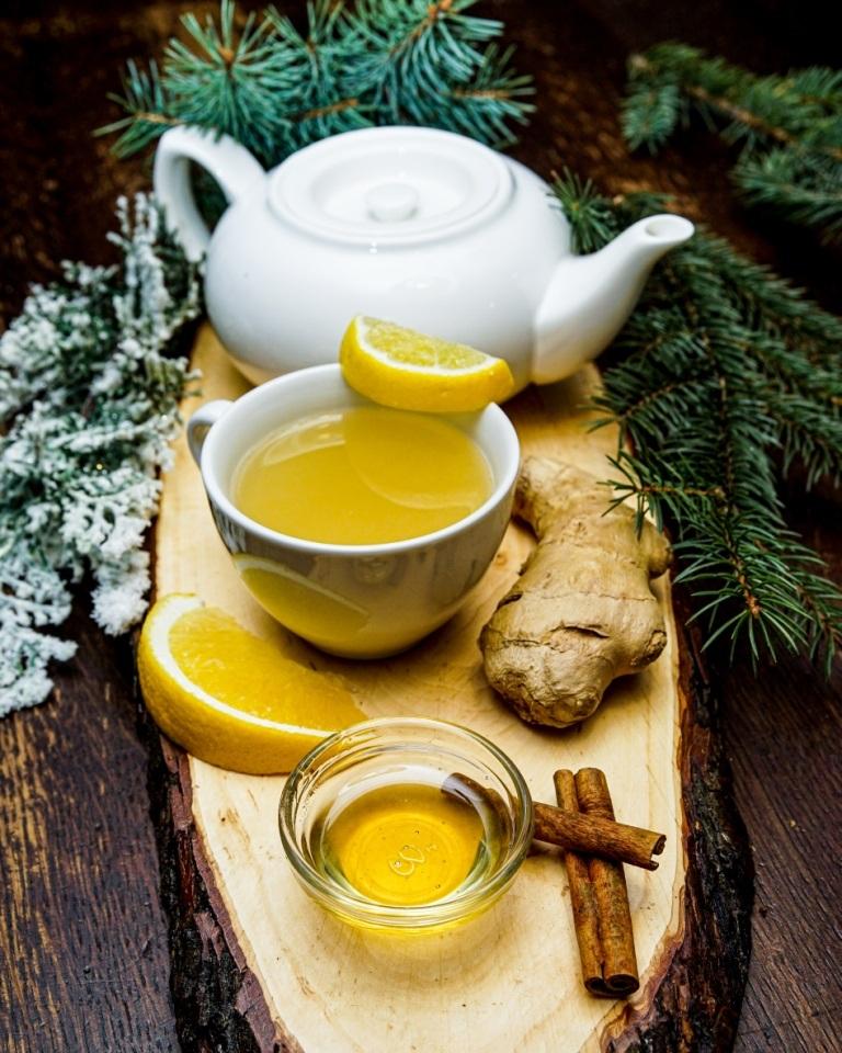 картинка зеленый чай с имбирем зяблик фото среди